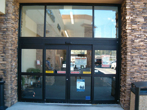 Commercial Glass Repair And Installation Services
